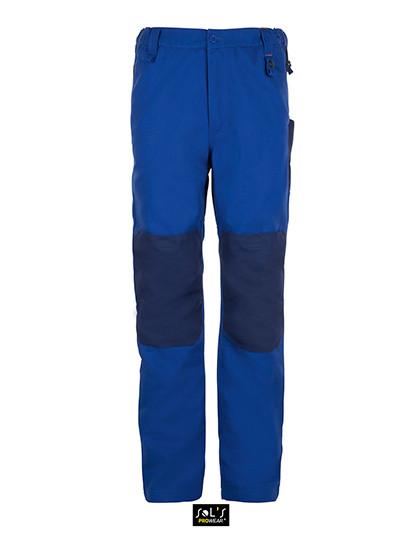 LP01560 SOL´S ProWear Men´s Workwear Trousers - Metal Pro